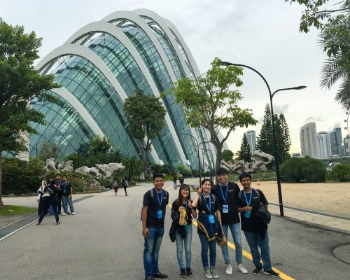 STEM SG – Amazing trip so far in my life