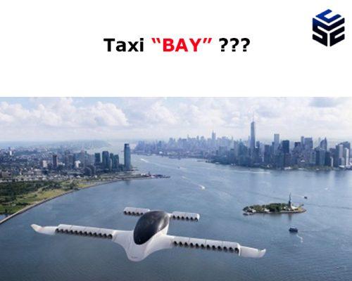 """Taxi """"bay"""" ?"""
