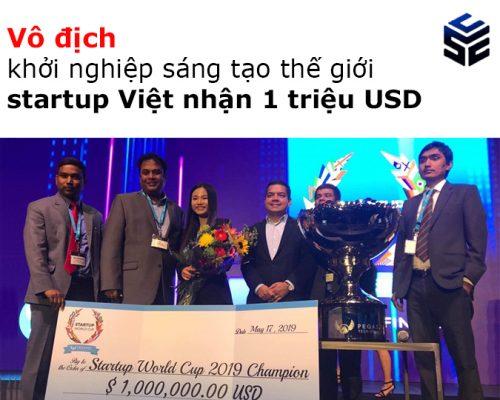 """""""Giải pháp mới"""" cho ngành logistics Việt Nam vô địch thế giới."""