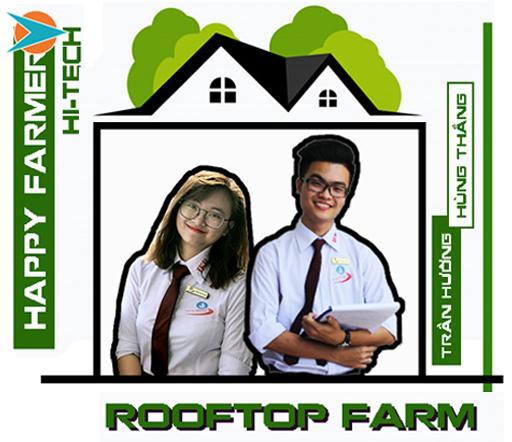 Rooftop Farm – Mái nhà, sân thượng là nơi chúng tôi trồng rau sạch.