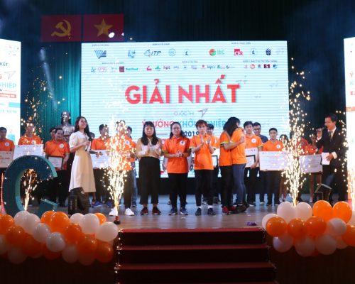 Chủ nhân các giải thưởng CiC 2019 đã xuất hiện