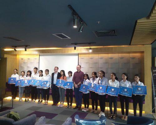 Chương trình Học bổng Empowerment 2019 của KPMG