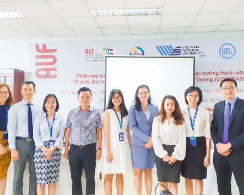 Giao lưu cùng doanh nghiệp – KPMG dẫn lối thành công 2019