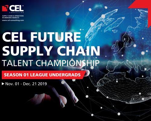 """Cuộc thi Tìm Kiếm Tài Năng Trẻ Tương Lai Ngành Cung Ứng Việt Nam 2019 """"CEL Future Supply Chain Talent Championship 2019"""""""