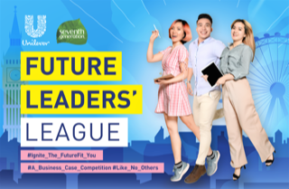 Business Case Competition from Unilever Vietnam: Unilever Future Leaders League 2019