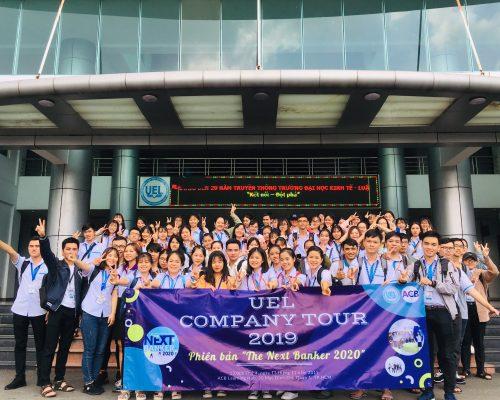 Tổng kết Company Tour 2019 – Tham quan Ngân hàng ACB cùng chương trình The Next Banker 2020