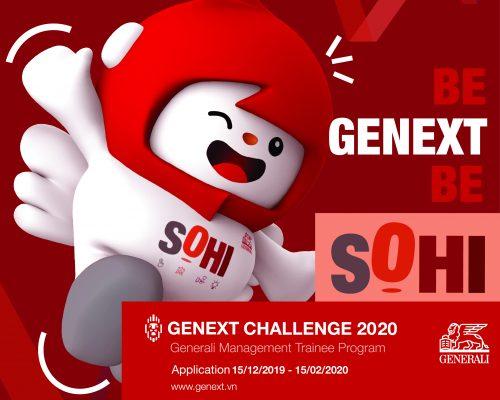 Chương trình Quản trị viên tập sự của Generali – Tập đoàn bảo hiểm tốt nhất thế giới, đã trở lại! Bạn đã sẵn sàng để Be SOHI?