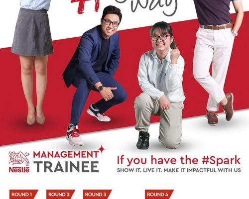 Nestlé Management Trainee Program 2020
