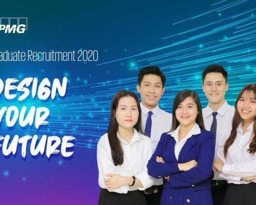 """Chương trình tuyển dụng """"KPMG Graduate Recruitment 2020"""""""