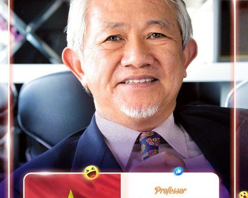 """Tham gia chương trình """"Let's Speak English"""" – Luyện nói tiếng Anh với Giáo sư Phan Văn Trường"""