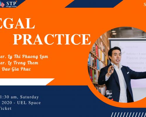"""Seminar """"Kỹ năng pháp lý thực hành – Legal Practice"""""""