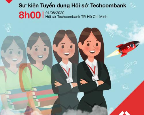Sự kiện tuyển dụng: TECHCOM'S FUTURE GEN – Unleash your potentials