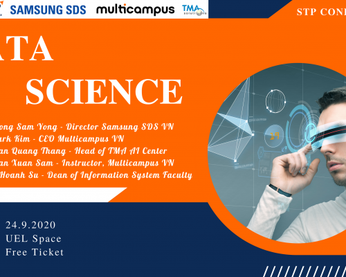 Tổng kết STP Conference – Data Science