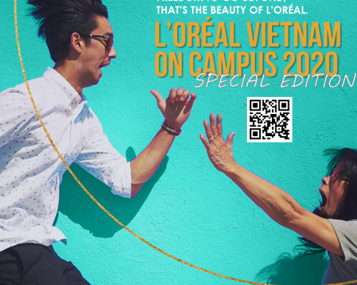 L'Oréal Vietnam On Campus 2020 – The Special Edition