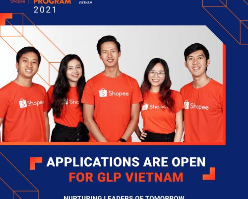 Chương trình Nhà lãnh đạo toàn cầu – Shopee Global Leaders Program (GLP) 2021