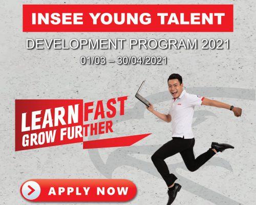 Chương trình Tài năng trẻ INSEE – 2021
