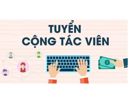 CLB Tiếp Thị Số tuyển Cộng tác viên Marketing
