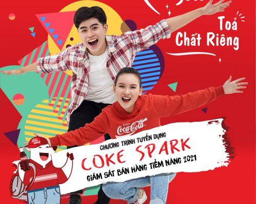 """Chương trình """"Giám sát bán hàng tiềm năng – Coke Spark"""""""