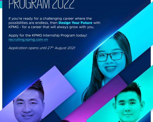 KPMG Internship Recruitment Program 2022